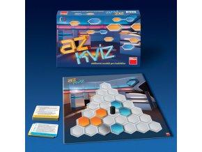 AZ Kvíz - hra pro 2 a více hráčů