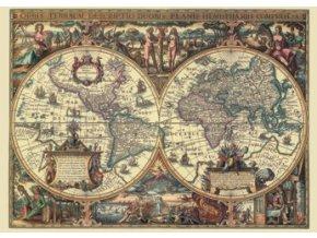 Historická mapa - XXL aktiv + plakát