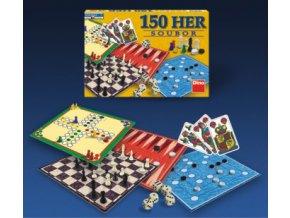 Soubor 150 her - pro všechny věkové kategorie