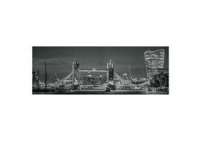 Světla Londýna - panoramic
