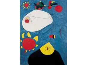 Joan Miró: Retrat IV. - Gold edice