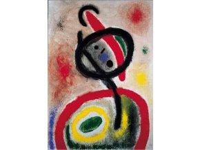 Joan Miró: Dona III. - Gold edice