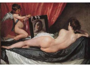 Velasquez: Venuše před zrcadlem - Gold edice