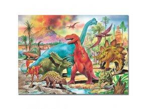 Barevní dinosauři