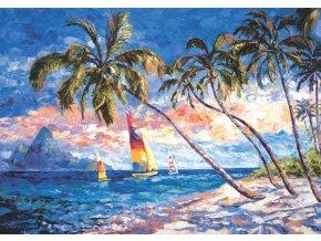 Pobřeží Karibiku - reprodukce
