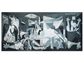 Miniatura: Picasso: Guernica - panorama