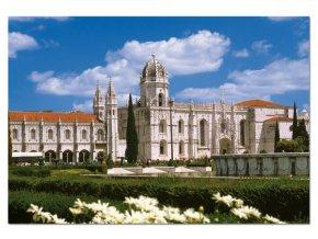 Klášter Sv. Jeronýma - Lisabon
