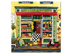 Suzanne Etienne: Obchod s potravinami