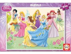 Walt Disney: Princezny