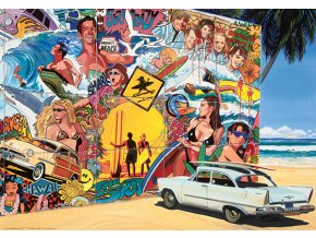 Alain Bertrand: Surfařská zeď