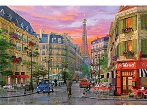Dominic Davison: Pařížská ulice (Rue Paris)
