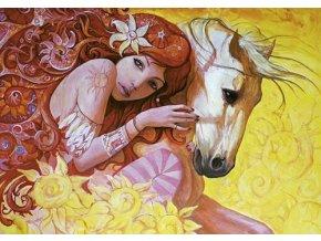 Adrian Borda: Kráska s běloušem