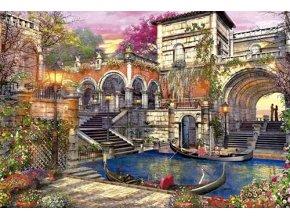 Dominic Davison: Námluvy v Benátkách