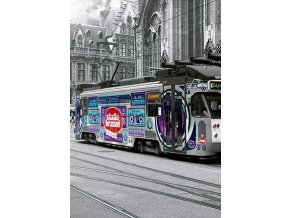 Tramvaj, Belgie
