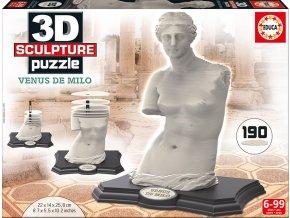 Sochařství - Venuše Mélská 3D