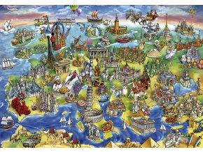 Evropský svět