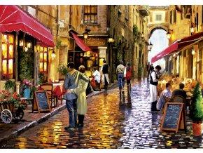 Kavárenská ulice (Cafe street)
