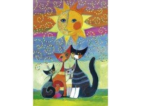Rosina Wachtmeister: Slunce (Sun)