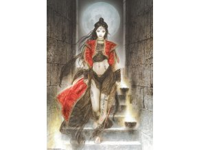 Luis Royo: Dead Moon - Schody (Stairs)