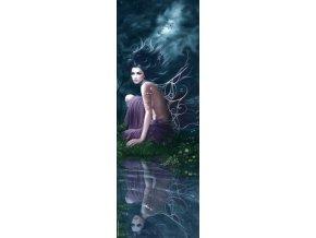 Mélanie Delon: Odraz (Reflection) - vertikální