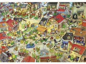 Degano: Dračí město (Dragontown)