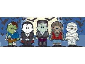 Weenicons: Halloweenies - panorama