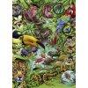 Wieczorek: Flora & Fauna: Deštný prales (Rainforest)