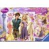Walt Disney: Princezna na vlásku - 3 x 49 dílků