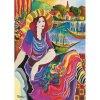 Govezensky: Žena s mořskou scenérií