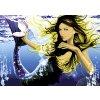Mandy Reinmuth: Vodní kráska (Water Baby)