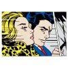 Roy Lichtenstein: V autě