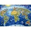 Bohatství Země - promáčknutý roh krabice