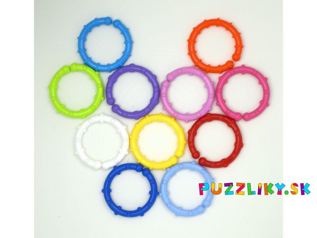 Plastové krúžky