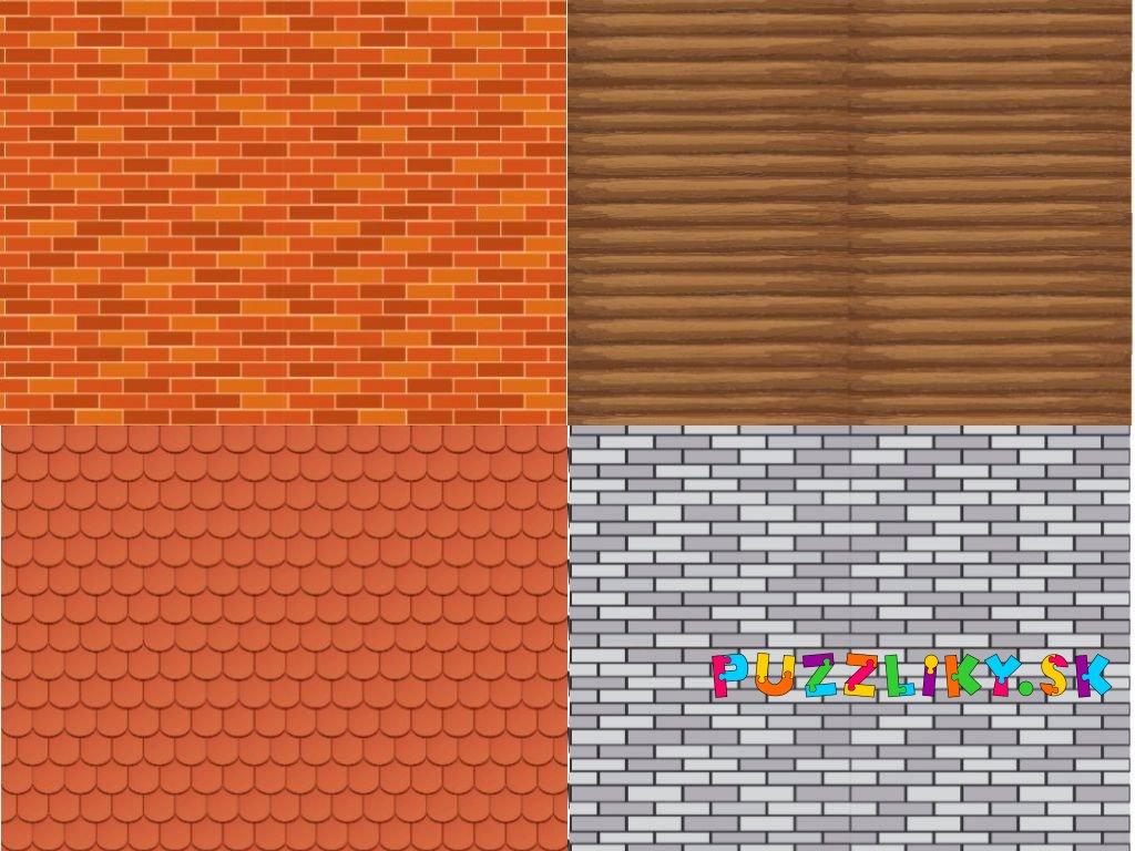 Štruktúra/materiály - bavlnený panel