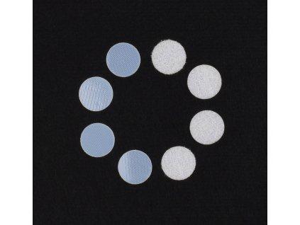 Detský suchý zips - sada 10x krúžok 2 cm s atestom