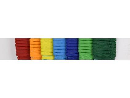 Farebná pruženka (guma) - od 6 mm