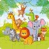 safari 4x4 puzzle