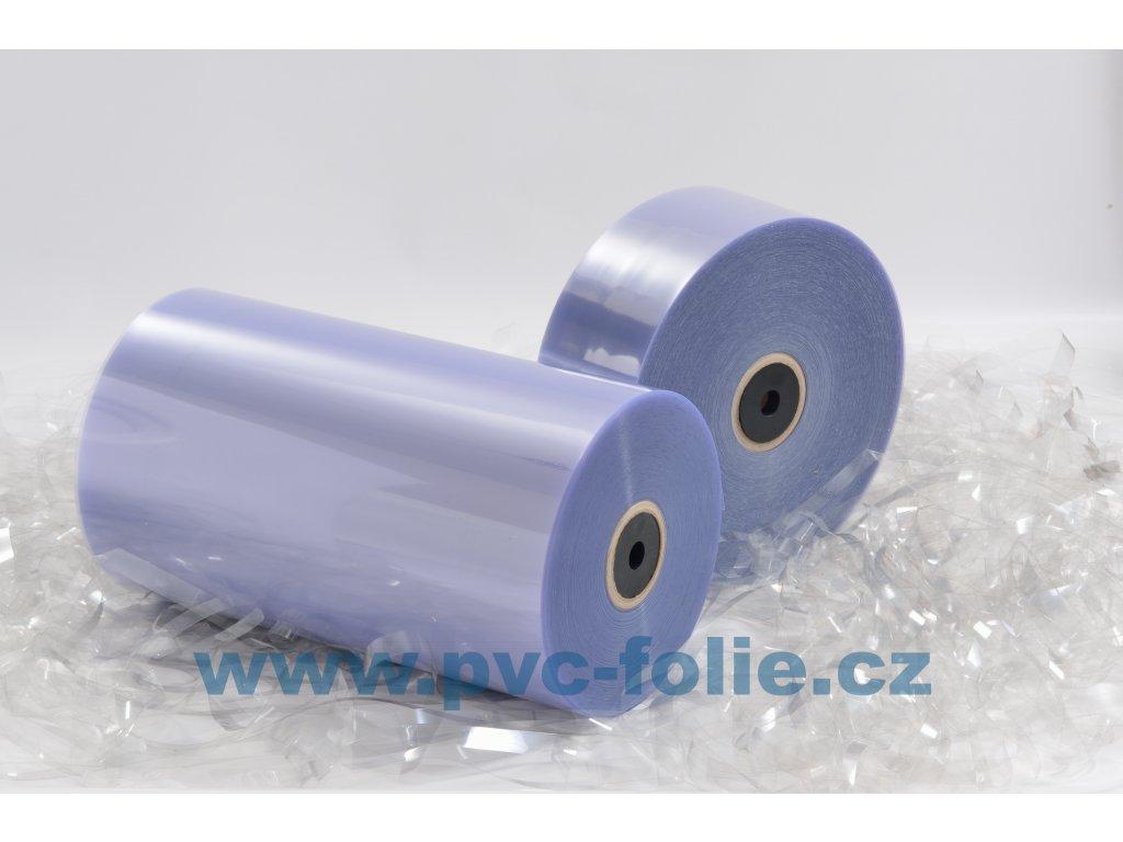 PVC fólie 500x0,30mm transparent, 40kg