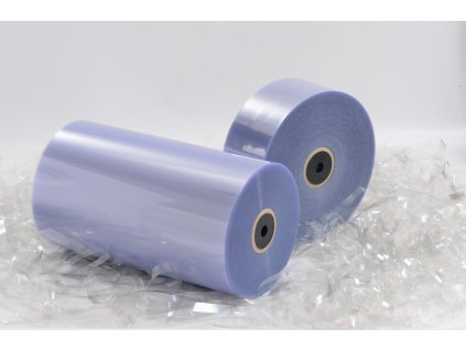 PVC fólie 500x0,30mm transparent, 40kg