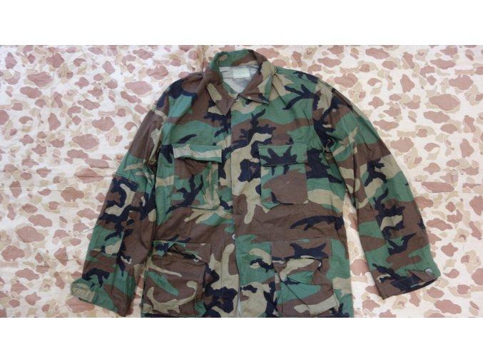 3809 bluza woodland nova l l 1982 1st pattern