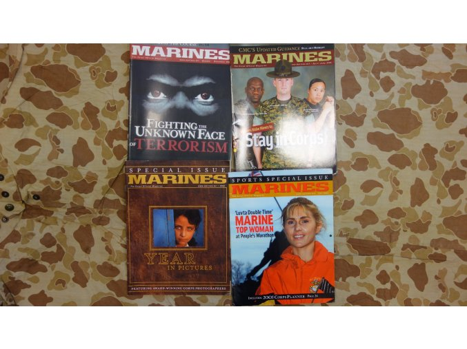 3710 casopis marines