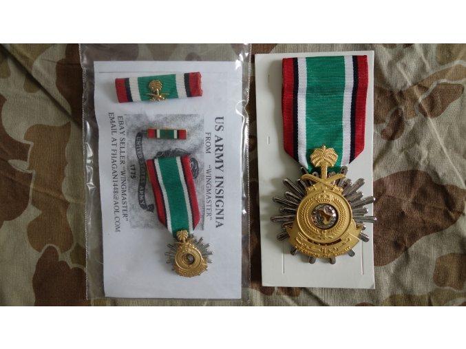 2097 liberation of kuwait medaile set
