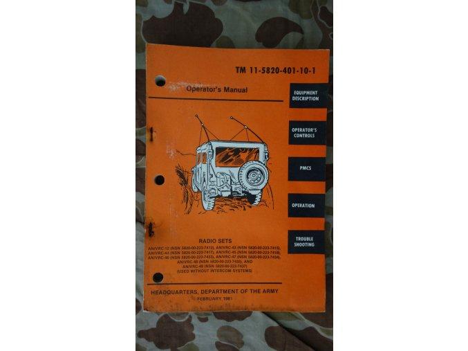 1851 manual radio sets tm 11 5820 401 10 1