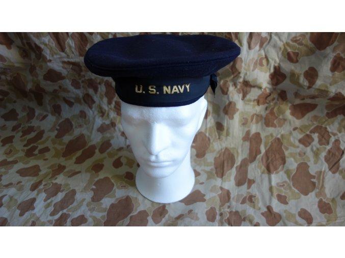 2250 namornicka cepice baret modra barva