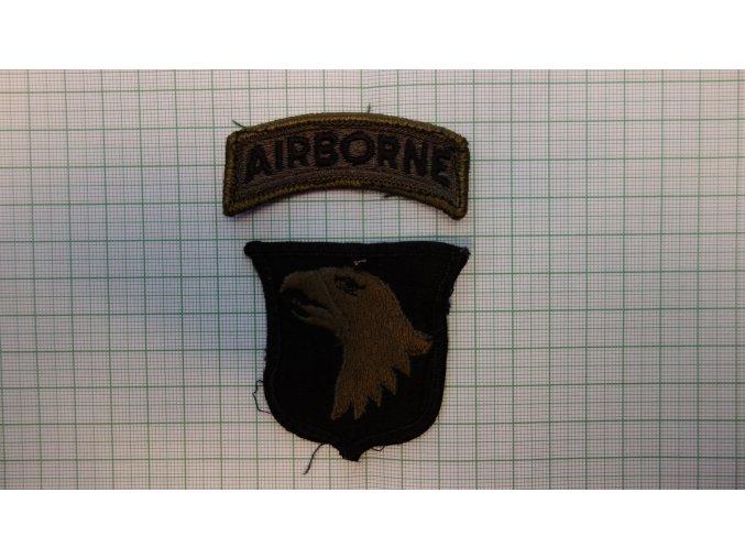 2103 nasivka bojova 101st airborne div