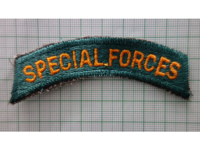 1545 obloucek special forces stary typ
