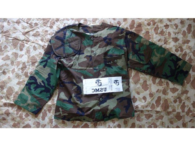 3125 shooting jacket m woodland usmc