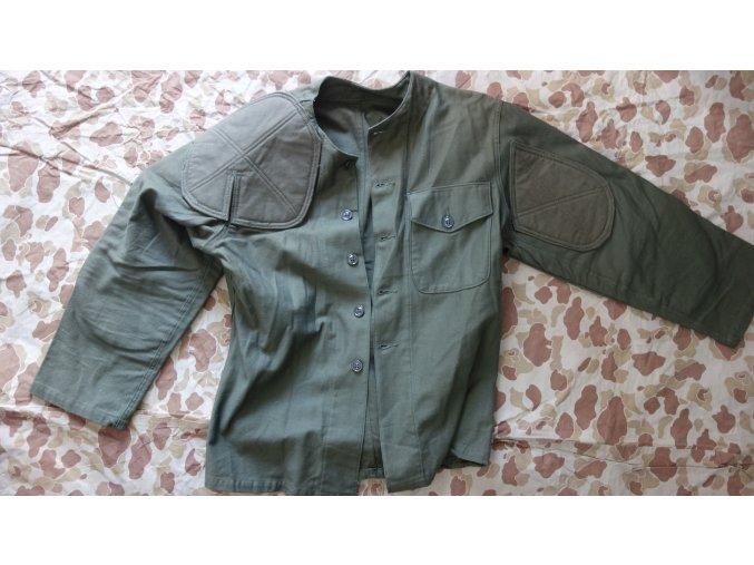 3128 shooting jacket s green