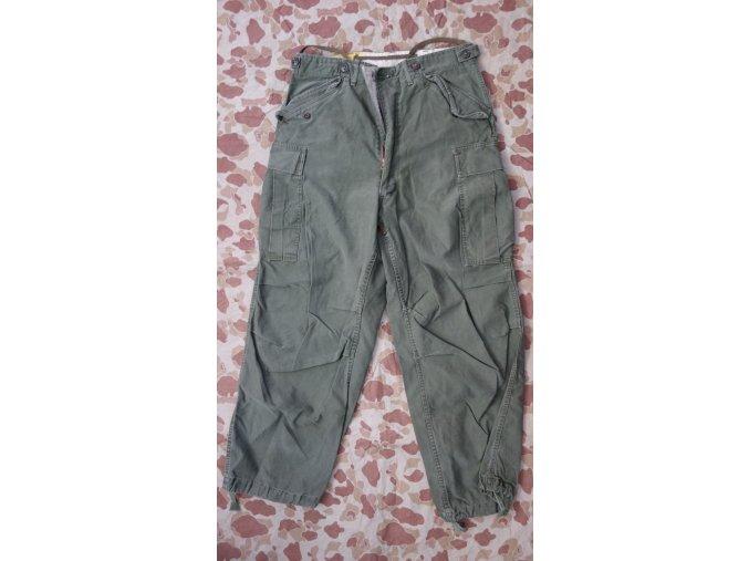 2136 usmc m1951 kalhoty r s 2