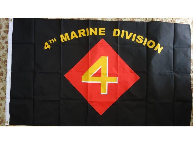 2915 vlajka usmc 4th marine division
